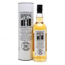 Kilkerran Campbeltown 12 Year Old Single Malt Scotch Whisky