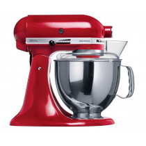 KitchenAid KSM150 Artisan Mixer Red