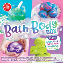 Klutz Bath & Body Box