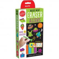 Klutz Make Mini Eraser Aliens