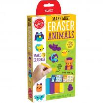 Klutz Make Mini Eraser Animals