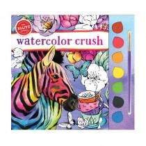 Klutz: Watercolour Crush