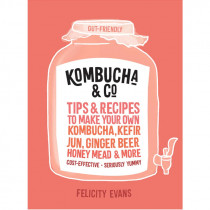 Kombucha & Co Cover