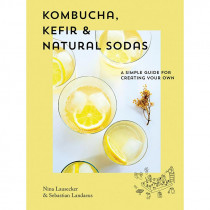 Kombuch kefir and sodas cover