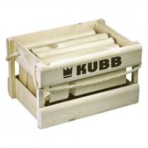 Kubb In Crate Garden Game
