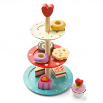 Le-Toy-Van-Cake-Stand-Set