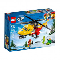 Lego Ambulance Helicopter 60179