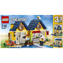 Lego Beach Hut Box