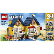 Lego Beach Hut Box