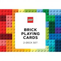 Lego: Brick Playing Cards