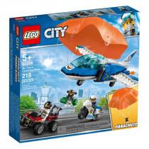 Lego City Sky Police Parachute