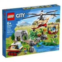 Lego City Wildlife Rescue Operation