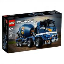 Lego Technic Concrete Mixer Truck