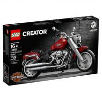 Lego Creator Harley Davidson Fat Boy
