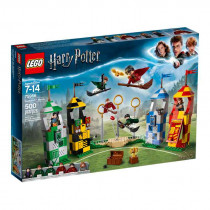 Lego Harry Potter Quidditch Match