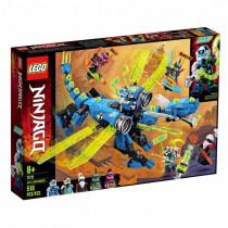 Lego Ninjago Jay's Cyber Dragon