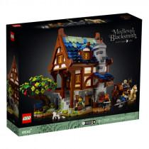 Lego Ideas Medieval Blacksmith