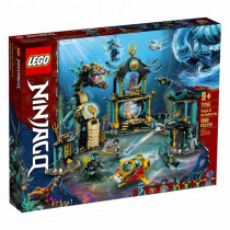 Lego Ninjago Temple Of The Endless Sea