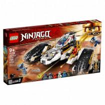 Lego Ninjago Ultra Sonic Raider