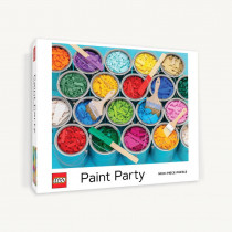 Lego Paint Party Jigsaw Puzzle