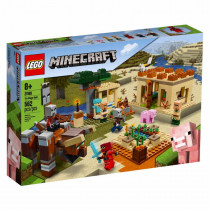 Lego Minecraft The Illager Raid