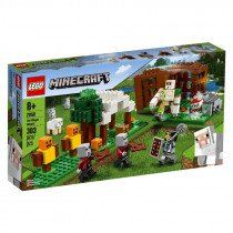 Lego Minecraft The Pillager Outpost