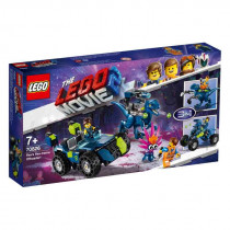 Lego Movie 2 Rex's Rex-Treme Offroader!