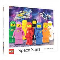 Lego Space Stars Jigsaw Puzzle