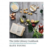 The Little Library Cookbook Cover