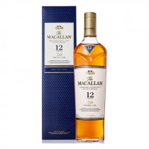 The Macallan Double Cask 12 Year Old Single Malt Whisky