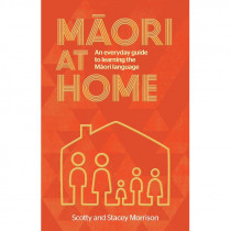 Maori At Home by Scotty Morrison