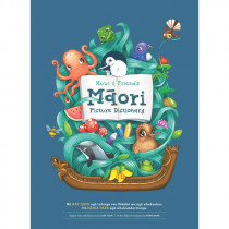 Kuwi & Friends Maori Picture Dictionary