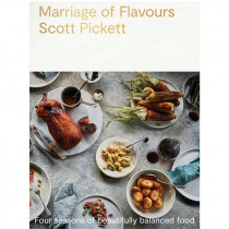 Marriage of Flavours Cover
