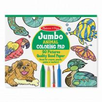 Melissa & Doug Colouring Pad Animals