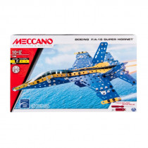 Meccano Boeing F18 Super Hornet
