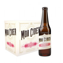 Moa Apple Cider 12 Pack 330ml