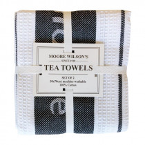 Moore Wilson's Tea Towel 2 Pack