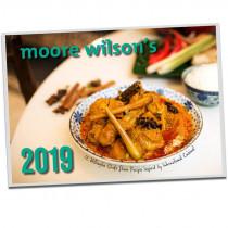 Moore Wilson's 2019 Calendar