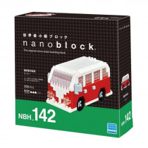 Nanoblock Minivan