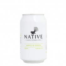 Native Hard Sparkling Apple & Feijoa