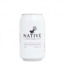 Native Hard Sparkling Berry & Blackberry