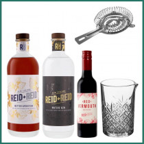 Moore Wilson's Negroni Cocktail Pack