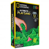 National Geographic Ultimate Play Sand Green