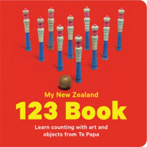 My New Zealand 1 2 3 Book
