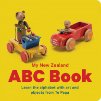 My New Zealand ABC Book