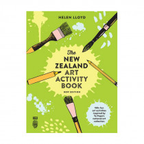 The New Zealand Art Activity Book