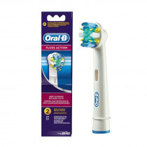 Oral B Floss Action Brush Refill