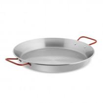 Red Handle Paella Pan