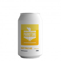 Parrotdog Hazy Pale Ale Yellowhammer