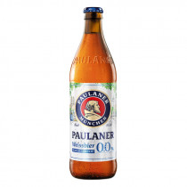 Paulaner Non Alcoholic Weissbier 0.0%